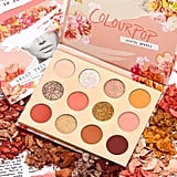 ColourPop Sweet Talk Warm Coral Eyeshadow Palette