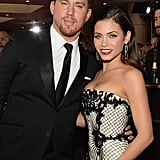Jenna Dewan Hits Her First Postbaby Red Carpet With Channing
