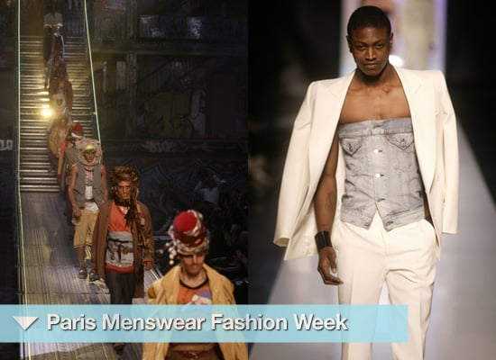 Photos from Paris Menswear Fashion Week