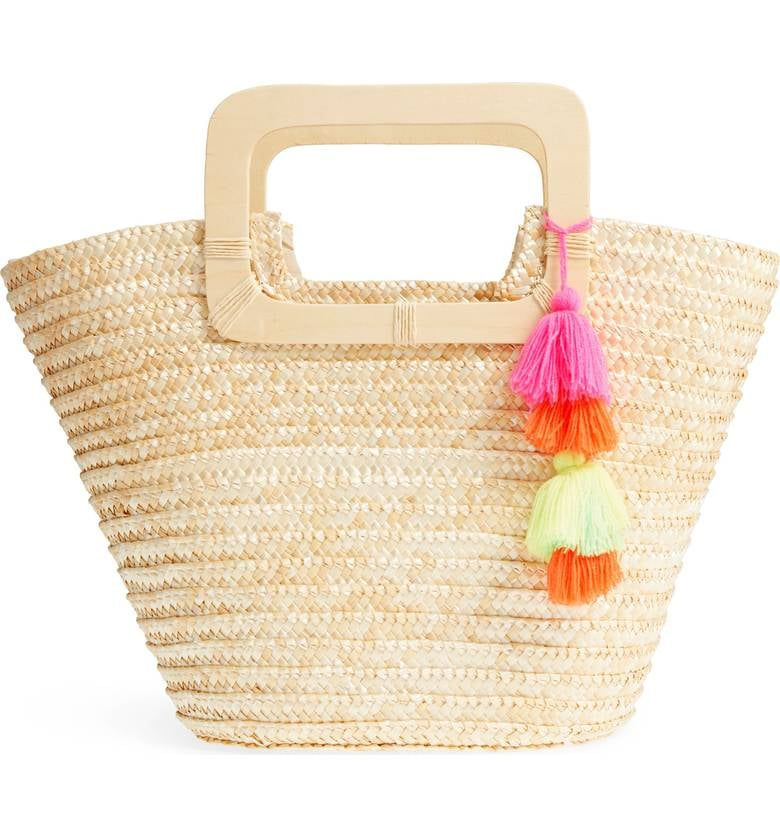 A Must-Have Straw Tote