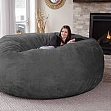 Behold: The 8-Foot Beanbag of Your Dreams