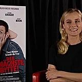 Diane Kruger: German