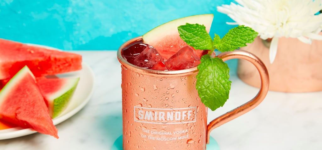 Watermelon Mint Moscow Mule Recipe