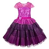 Mal Party Dress For Girls Descendants 3