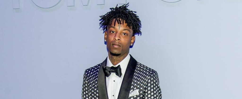 21 Savage Interview About Being Detained by ICE GMA Video