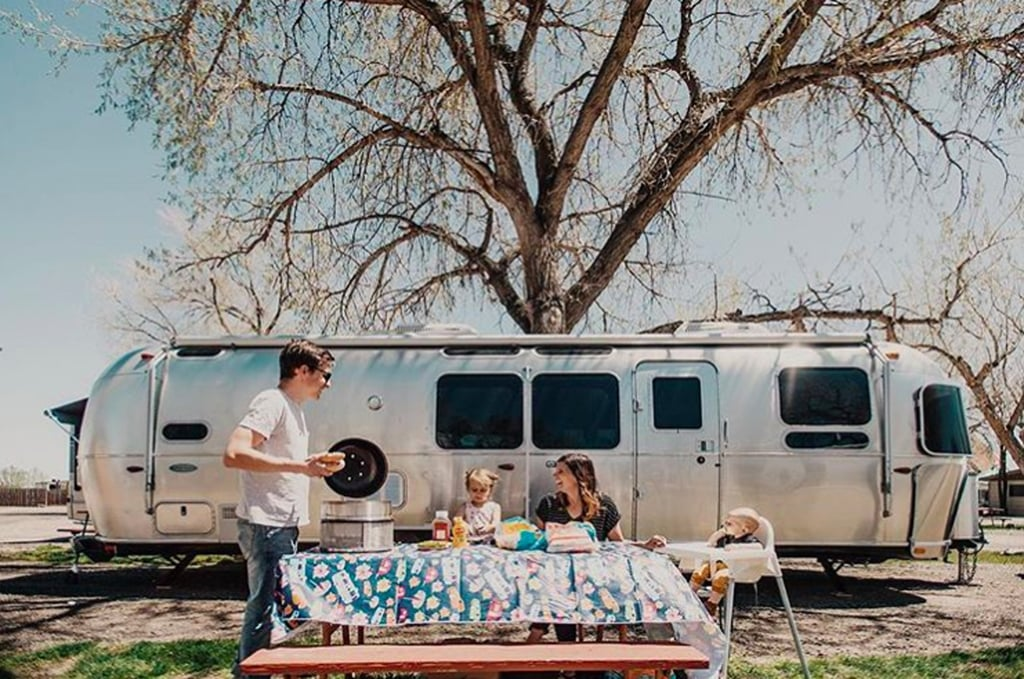 Couple Is Raising 2 Toddlers in a 215-Square-Foot RV, and You've Got to See the Inside