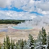 Virtual Tours of Yellowstone National Park