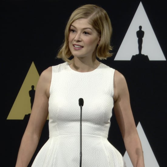 Rosamund Pike Oscar Nominees Luncheon