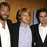 Owen, Luke, and Andrew Wilson