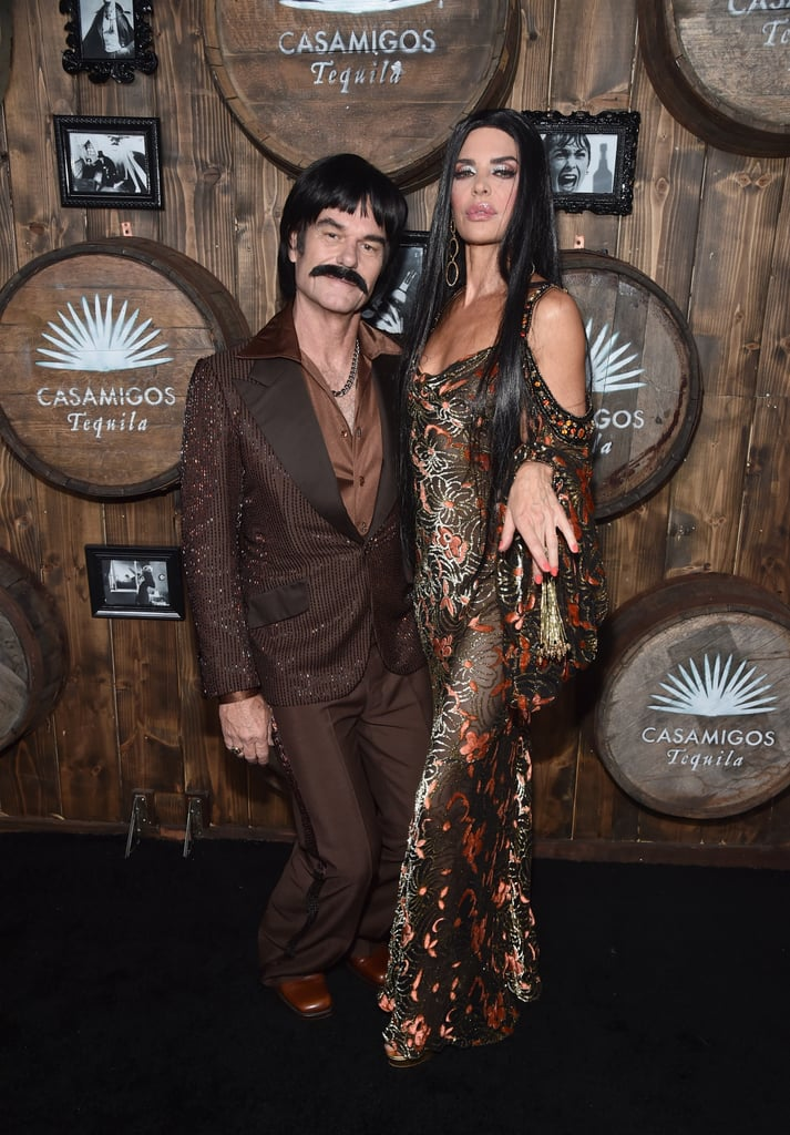 Harry Hamlin and Lisa Rinna as Sonny and Cher