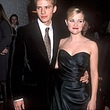 The Cruel Intentions costars attended their big premiere together in April 1999.