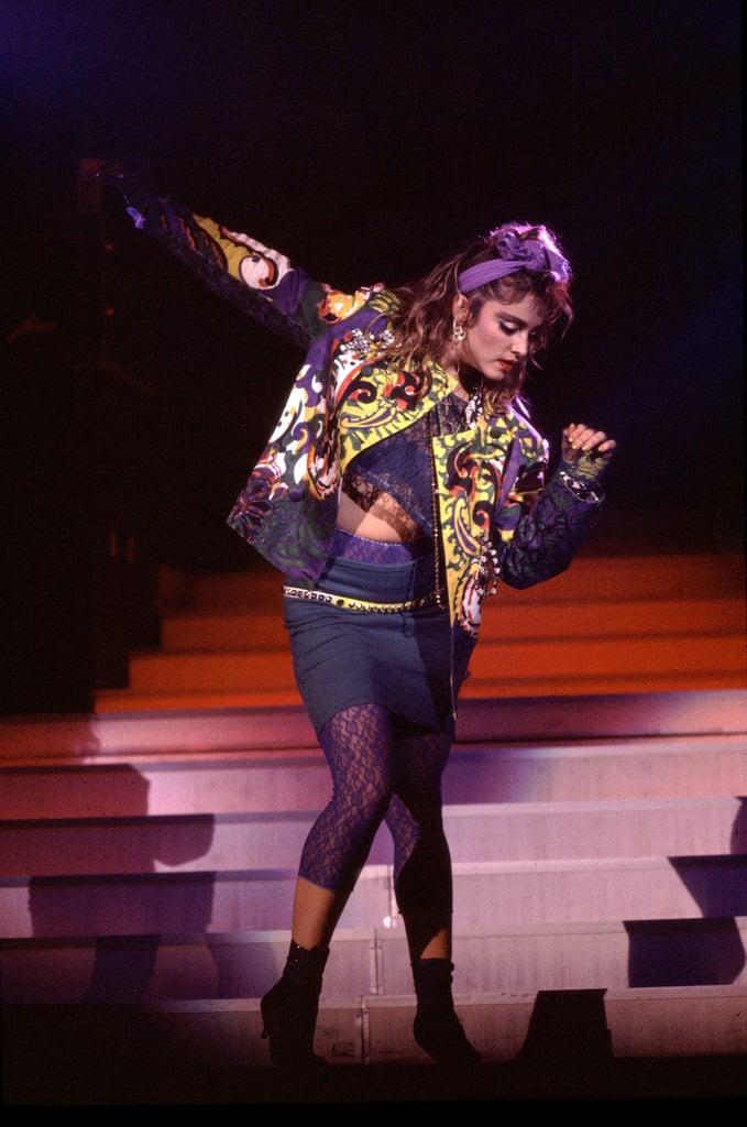 Madonna's Concert Look, 1985
