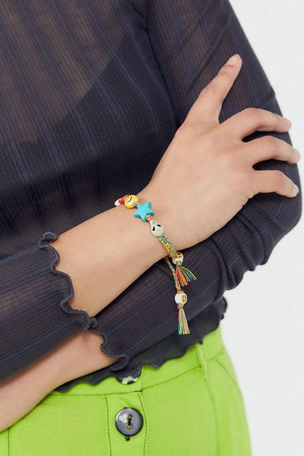 Venessa Arizaga Dont Stop Believin Bracelet
