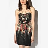 Ecote Embellished Strapless Dress, $79