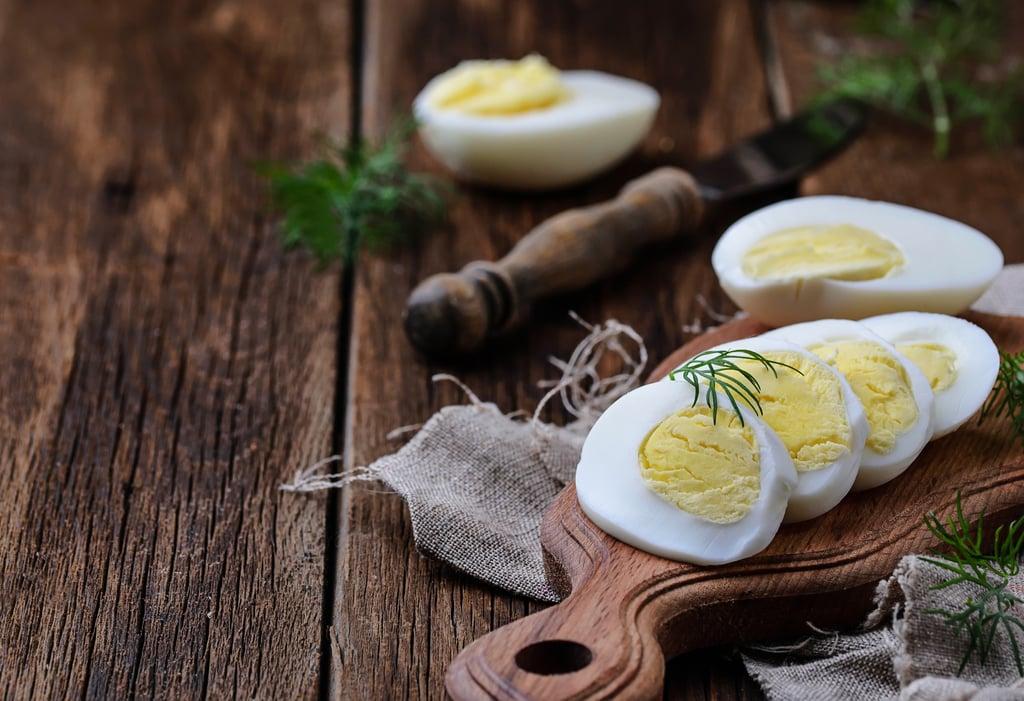 كمية البروتينات في البيض