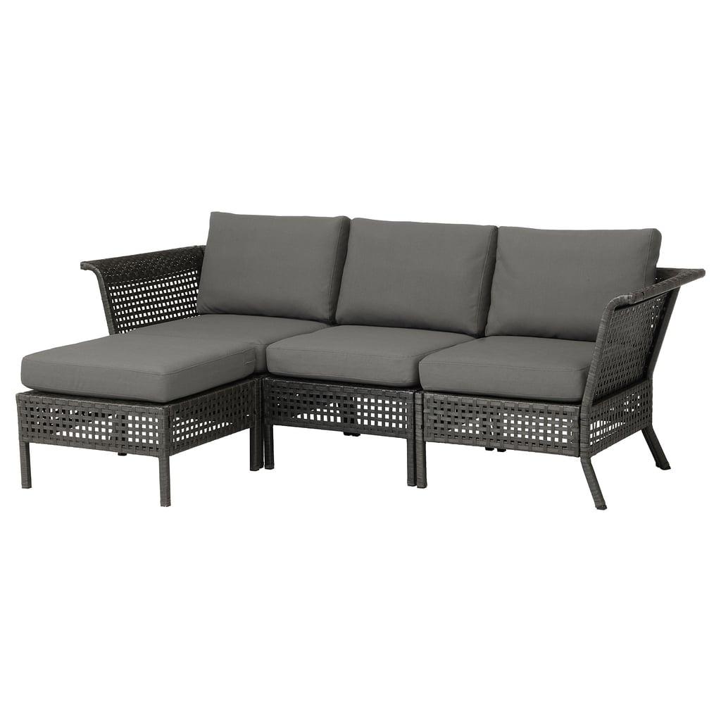Kungsholmen 3-Seat Modular Sofa