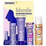 Amika Blonde Maintenance Bust Your Brass Starter Set