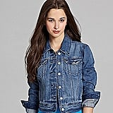 In search of a go-with-everything denim jacket? Look no further than this Levi's style ($45).