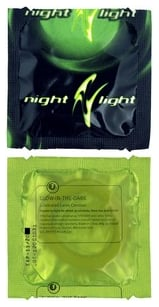 Glow in the Dark Condoms Anyone?