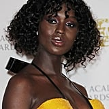 Jodie Turner-Smith's Curly Blunt Bob at the 2020 BAFTAs