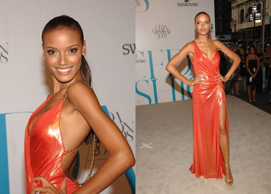 2007 CFDA Awards: Selita Ebanks