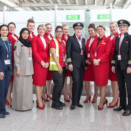 Virgin Atlantic Female Flight 2018