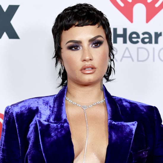 Demi Lovato's Makeup-Free Selfies Show Off Their Freckles