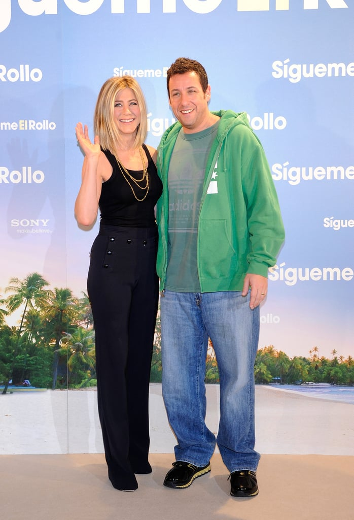 They Looked Just as Adorable at Another Just Go With It Photocall in Spain
