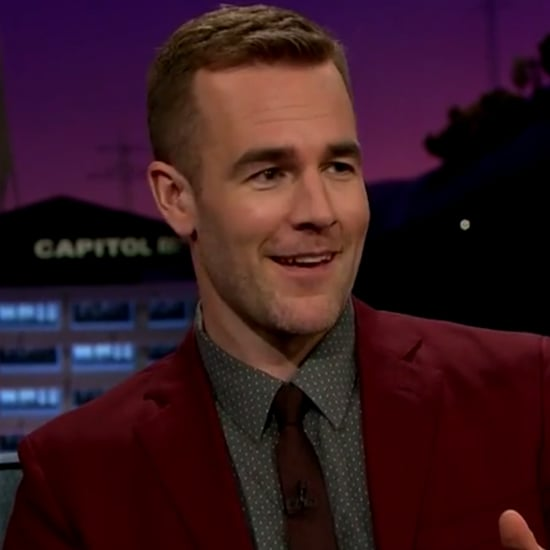 James Van Der Beek Shares Why He Was Caught With Dawson's Creek-Inspired Porn