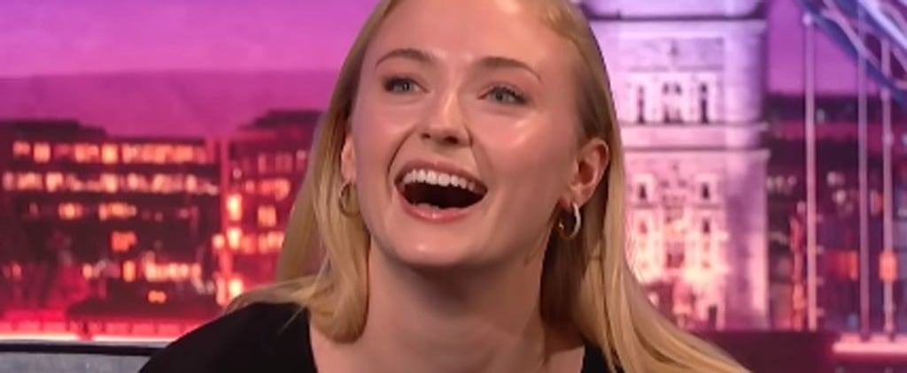 Sophie Turner Rapping Eminem's The Real Slim Shady June 2018