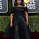 Octavia Spencer at the 2019 Golden Globes