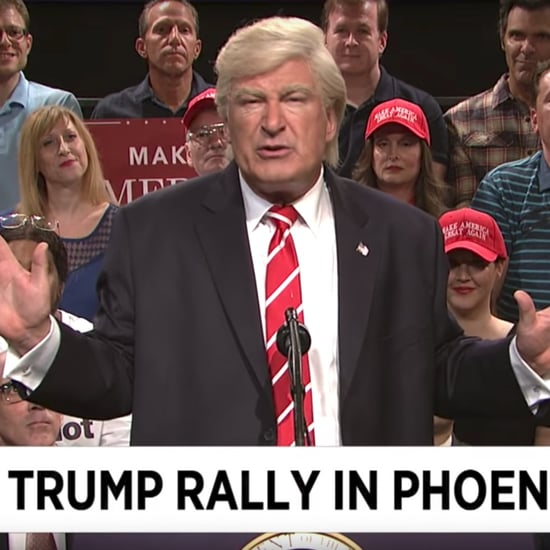 Alec Baldwin's Trump Does Phoenix, Bannon on Weekend Update