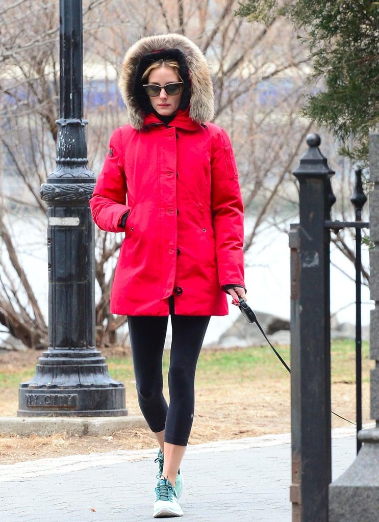Olivia Palermo's Coats