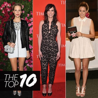 Top 10 Best Dressed Of The Week Including Poppy Delevingne, Alexa Chung, Lauren Conrad And More