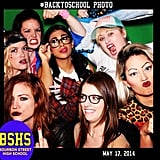 """The Barden Bellas posed for a """"class photo."""" Source: Twitter user RebelWilson"""