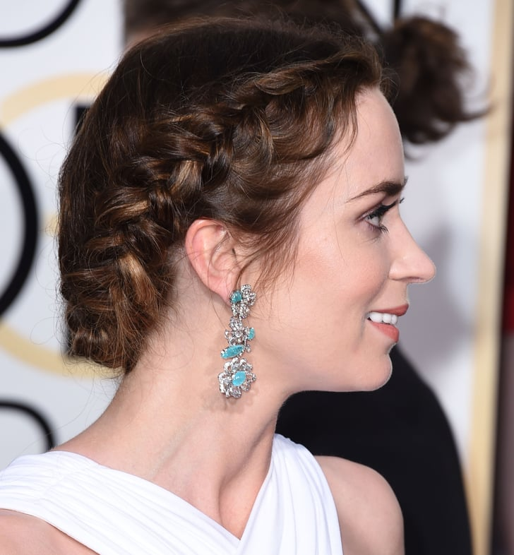 Secure Braids Without Elastics | Steal These Savvy Celebrity Beauty ...