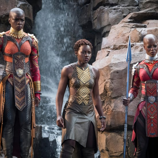 People Dressing Up For Black Panther Screenings Photos