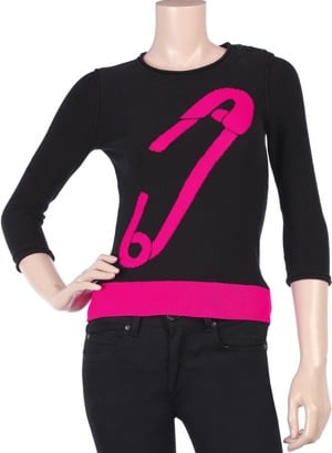Sonia by Sonia Rykiel Safety Pin Sweater: Love It or Hate It?