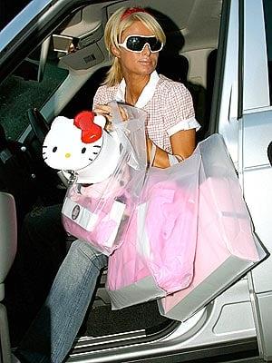 Paris Hilton Overexposed? Duh.