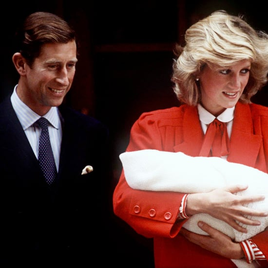Prince Charles Comment After Prince Harry Was Born