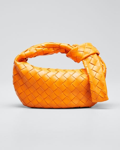 Bottega Veneta Jodi Mini Intrecciato Hobo Bag