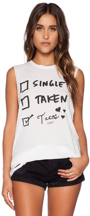 The Laundry Room Tacos Muscle Tee ($61)
