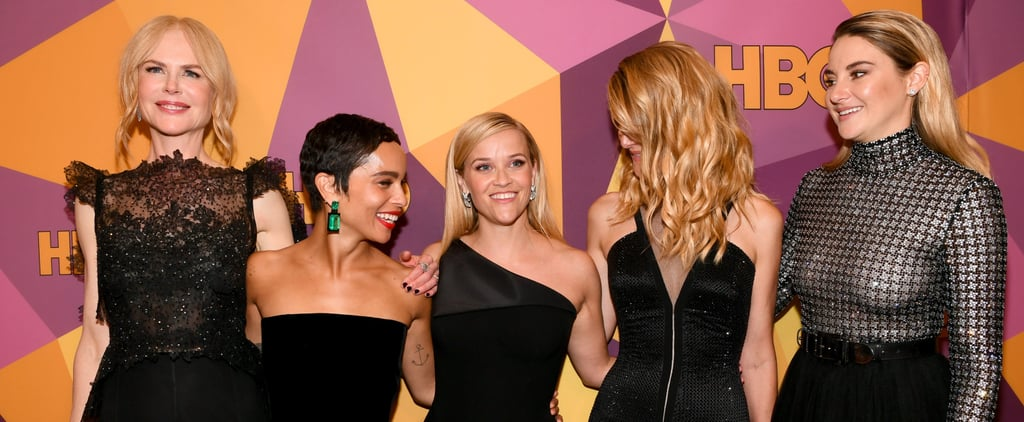 The Cast of Big Little Lies Reunited at the Globes, and Our Hearts Are Full Again