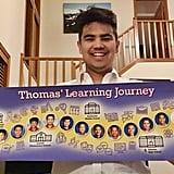 Learning Journey School Photo Memory Maker