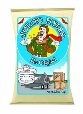 Potato Flyers Review
