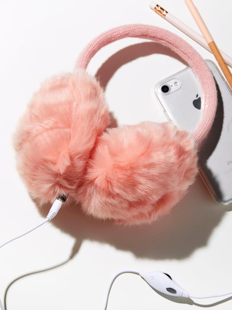 Free People Earmuff Headphones