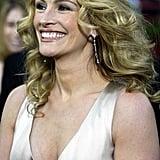 Julia Roberts had twins.