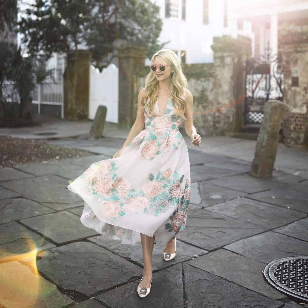 Wedding Guest Outfit Ideas | POPSUGAR Fashion
