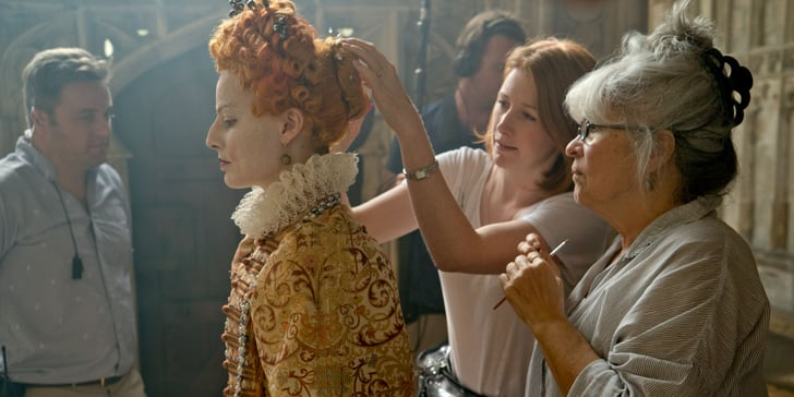 Elizabeth Auto Sales >> Mary Queen of Scots Hair and Makeup Interview | POPSUGAR ...