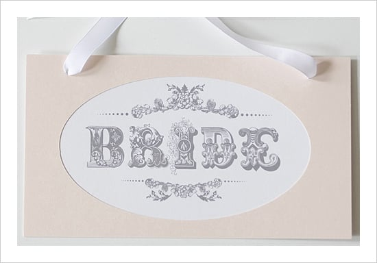 graphic about Free Printable Wedding Signs identified as Typical Bride and Groom Indications Cost-free Printable Wedding day Indicators